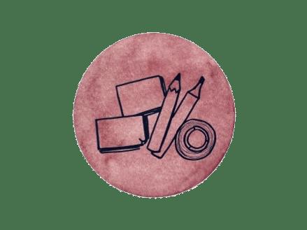 K comme Kit créatif … 3 supers astuces et un cadeau